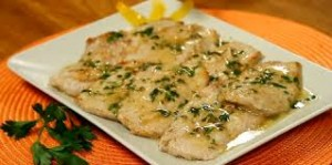 scaloppine di salmone n. 1